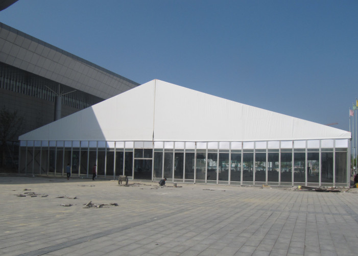 Multi Functional Exhibition Giant Canopy Event Tent Aluminum Structural Material